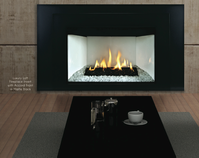 Discount Empire Contemporary Large Luxury Direct Vent Fireplace