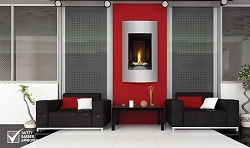 Napoleon Vittoria GD19 Direct Vent Gas Fireplace