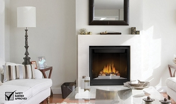 Napoleon High Definition 35 Direct Vent Gas Fireplace-HD35NT-2