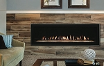 Empire Boulevard Contemporary Linear Direct Vent Fireplace 48-Inch (Propane)
