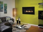 Empire Boulevard Direct Vent Linear Contemporary Fireplace-DVLL-41-FP92N