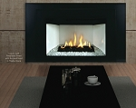 Empire Contemporary Large Luxury Direct-Vent Fireplace Insert-DXL-35IN-91L