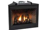 Empire Tahoe Premium 42-inch Direct-Vent Fireplace, Millivolt, Blower, 28,000 Btu - Propane