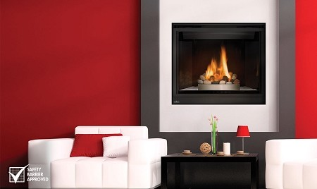 Napoleon High Definition 40 Direct Vent Gas Fireplace-HD40NT-2