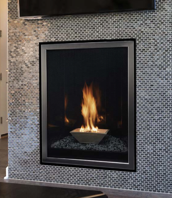 Empire Forest Hills Portrait Style Direct-Vent Fireplace- Natural Gas