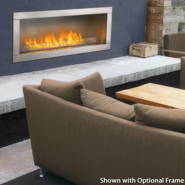 Galaxy GSS48 Outdoor Linear Gas Fireplace