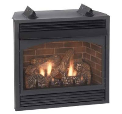 "Empire The Vail 36"" Vent Free Fireplace System-VFP-36-BP31LN"